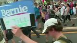 Sanders supporters weigh their options