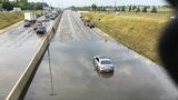 Southfield Freeway closed between I-94 and I-96 due to flooding