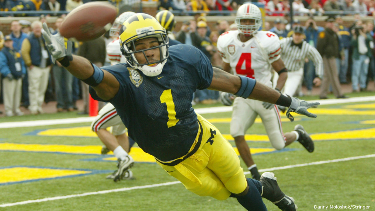 brand new e04ed f4ee9 Should Michigan football allow freshmen to wear No. 1?