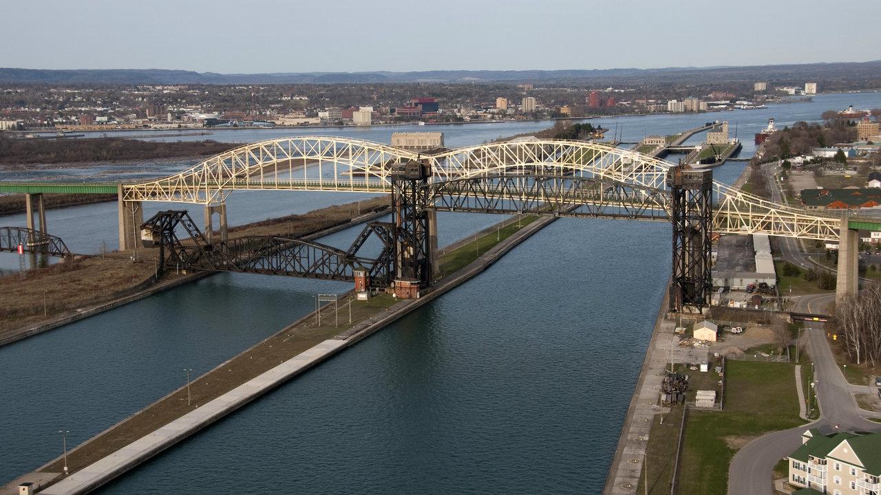 Sault Ste. Marie bridge reschedules some work to cut costs