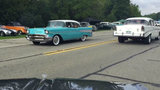 Classic cars roll through Hines Park for the 'Cruisin' Hines', Sunday