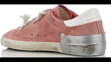 """New York store selling """"distressed"""" shoes"""