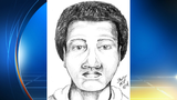 Sketch of suspect in Pontiac break-in, sexual assault released
