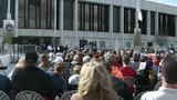Dedication ceremony held for Dearborn Veterans Park and War Memorial