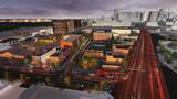 New Detroit development named for Corktown park demolished by Lodge Freeway