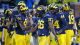 Which players are leaving Michigan football this offseason?