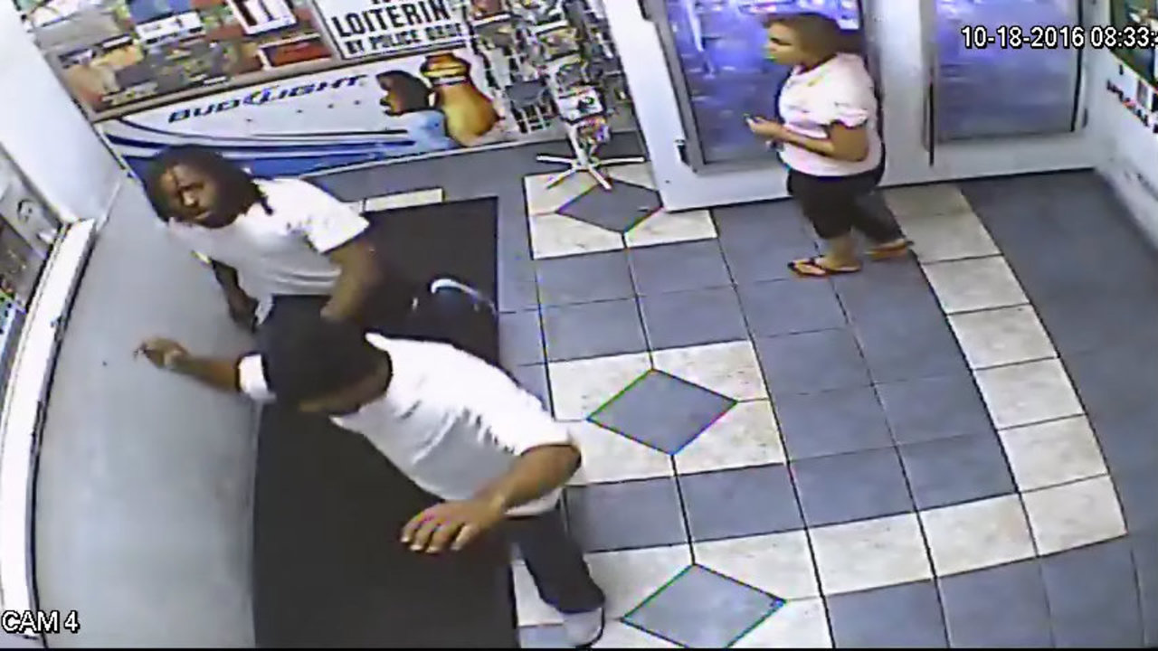 Video shows fatal Detroit shooting victim being walked out of party store at gunpoint