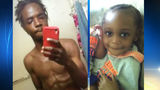 Amber Alert: 3-year-old boy found safe&#x3b; police still searching for suspect