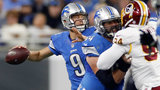 Lions beat Redskins 20-17, improving to 4-3
