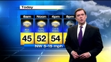 Local 4Casters: Cool start to Monday