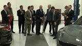 Karma Auto brings jobs to Troy