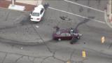 Driver killed in crash on Detroit's west side