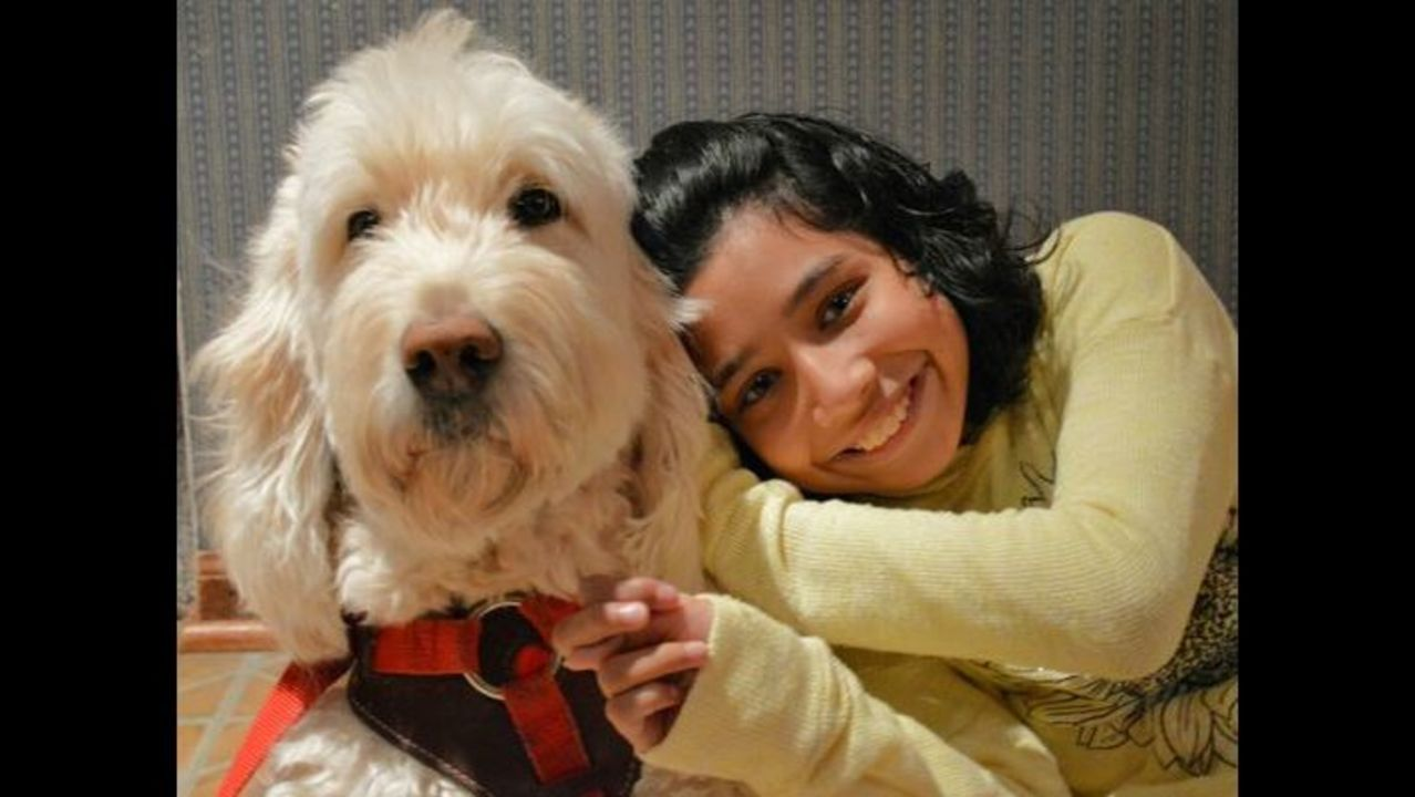 Michigan girl and her service dog head to Supreme Court