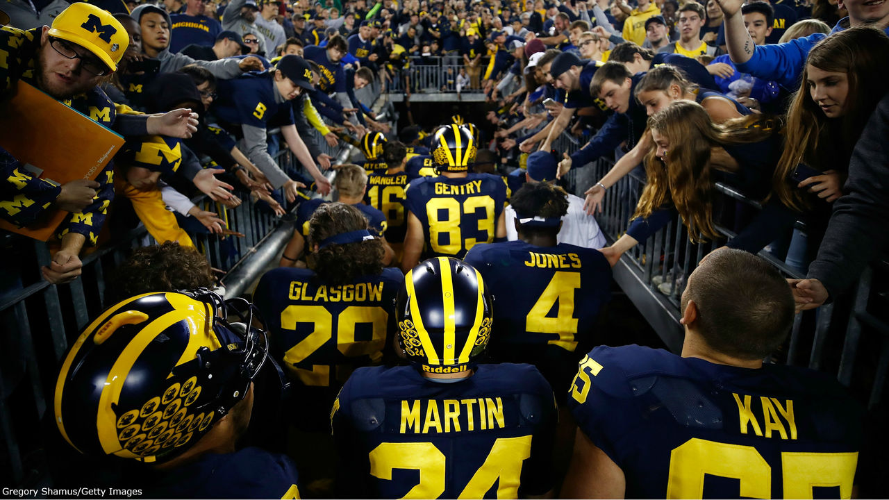 Jim Click Ford >> Which 16 Michigan football players are expected to be drafted?