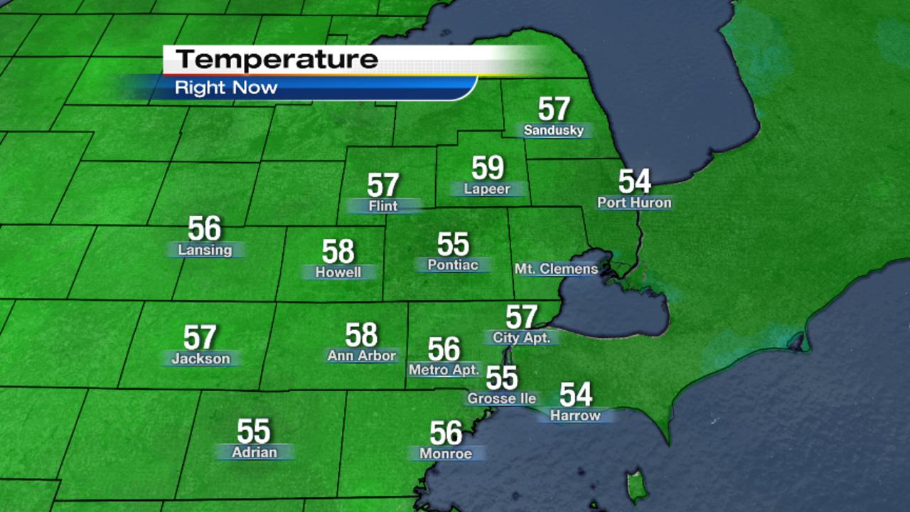 Metro Detroit Weather Big Warmup On Horizon
