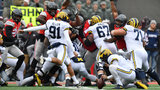 Best player in Michigan vs Ohio State game? It may have been a punter