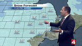 Metro Detroit weather forecast: Up to an inch of snow expected Sunday