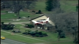 WATCH: Pilot OK after rough landing at Oakland County International Airport