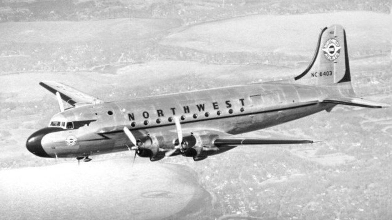 Lake City Toyota >> The unexplained disappearance of Northwest Flight 2501 over...