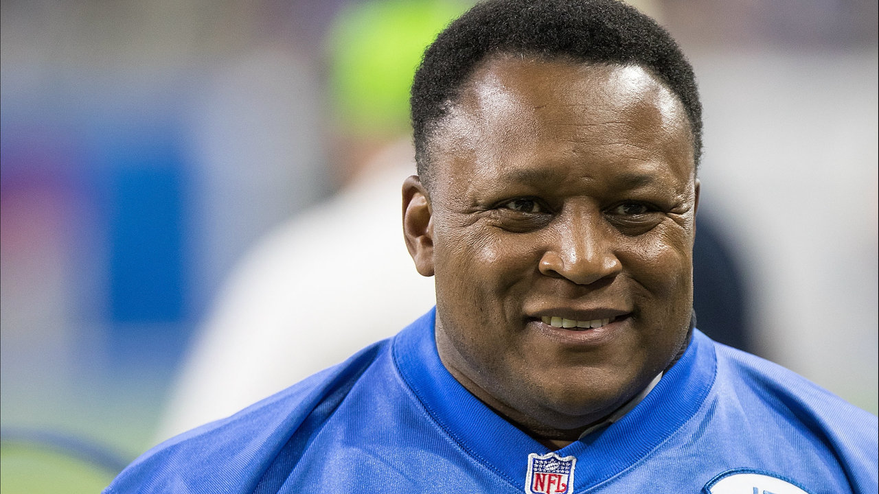 barry sanders - photo #27