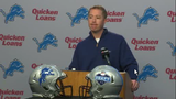 Lions' GM Bob Quinn to meet with the media