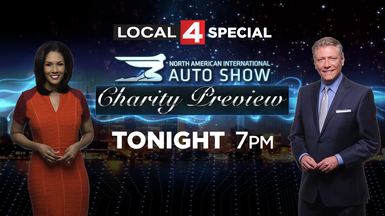 Tonight At 7 Local 4 39 S Charity Preview Special
