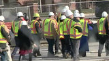 Fraser mayor, commissioners, congressional members tour sinkhole site