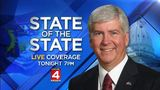 Snyder delivers his 7th State of the State Address tonight