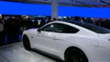 Ford reveals 2018 Mustang at NAIAS