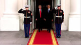 VIDEO: Trump, Obama exit White House together before presidential inauguration