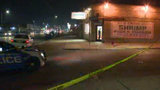 Attempted armed robber shot by victim at restaurant on Detroit's west side
