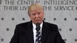 Watch Live: President Trump speaks at CIA headquarters