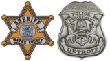 Wayne County Sheriff's Office, Detroit police host joint hiring events