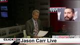 Jason Carr Live: Shia LaBeouf arrested, corgi copter, and skiing off a cliff