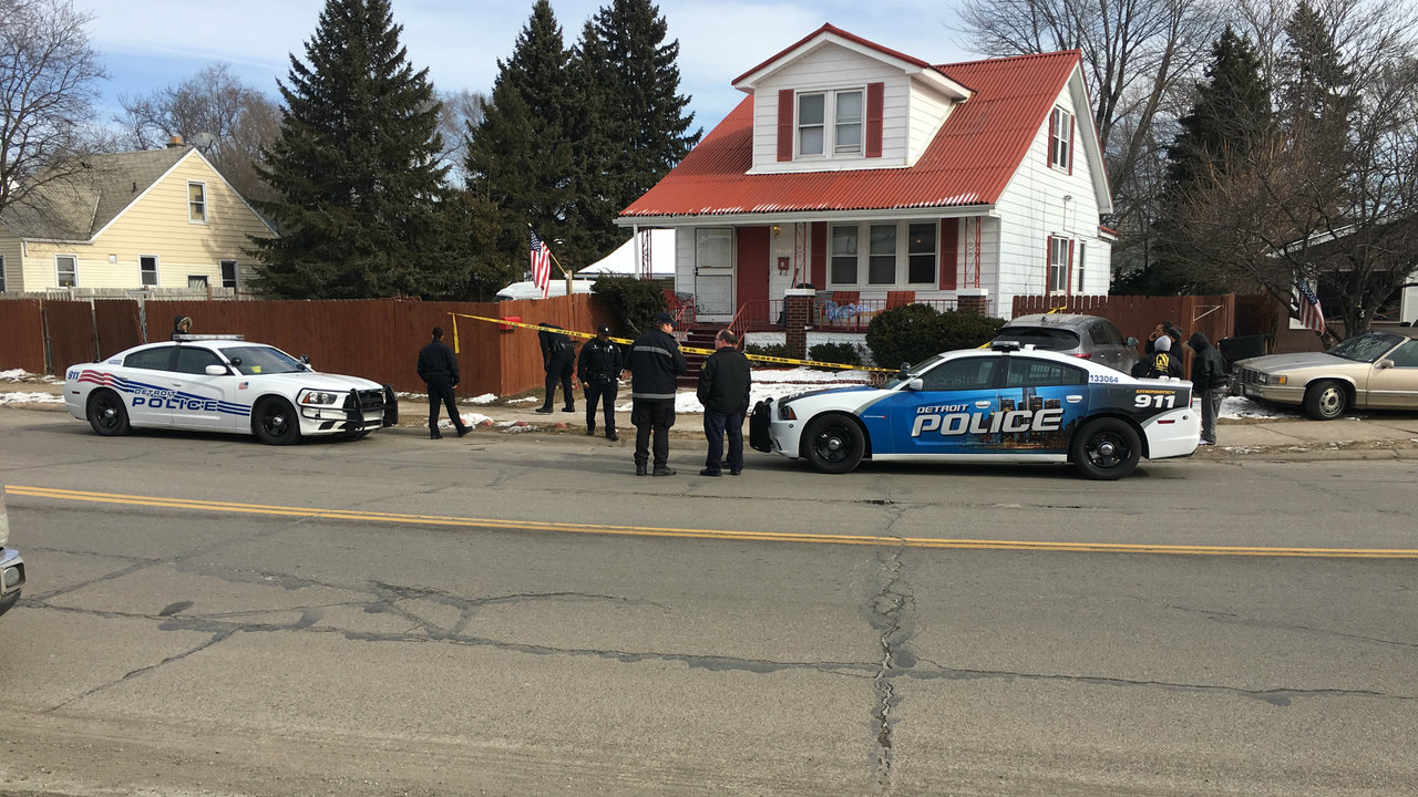 3 Men Found Dead In Home On Detroit S East Side Police Say
