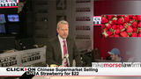 Jason Carr Live: Big snow out east, $22 strawberry, what your cellphone&hellip&#x3b;