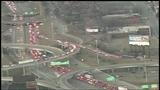 Multi-vehicle crash snarls traffic on WB I-94 before I-75