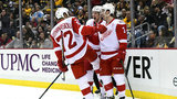 Tatar, Vanek lead Red Wings past Penguins