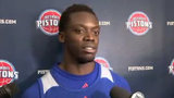 VIDEO: Reggie Jackson speaks on Pistons trade deadline rumors
