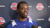 VIDEO: Reggie Jackson speaks on Pistons trade deadline rumors