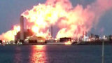 Watch: Gas released at Imperial Oil plant in Sarnia causes flames to&hellip&#x3b;