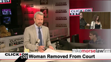 Jason Carr Live: Woman removed from court and a nationwide glue shortage