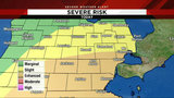 Severe Weather Alert: High winds and isolated tornadoes possible today&hellip&#x3b;