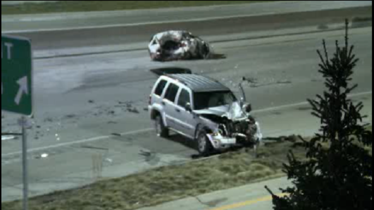 UPDATE: WB I-96 at Middle Belt reopened after serious accident