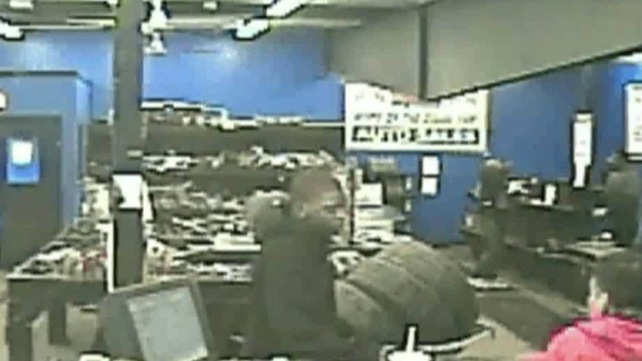 Detroit police: Surveillance video shows suspect in deadly shooting at Ryan's Auto Parts