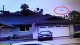 Video shows moment before small plane crashes into California home