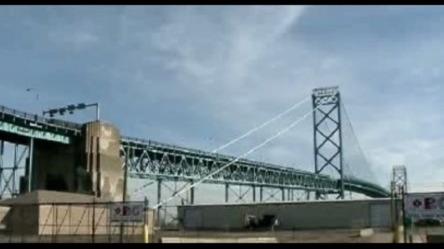Ambassador Bridge work_8616384