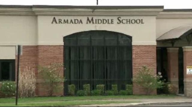 Armada Middle School