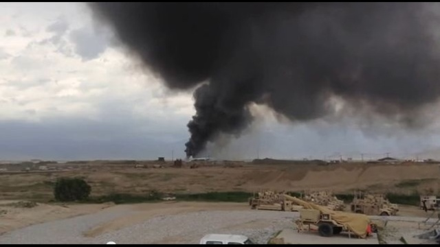 Bagram Airfield Crash 1