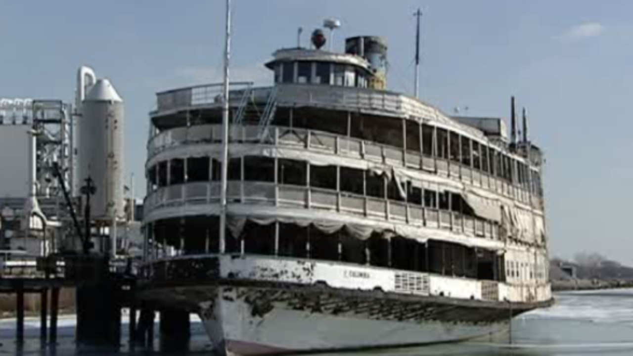 Boblo boat in need of new home